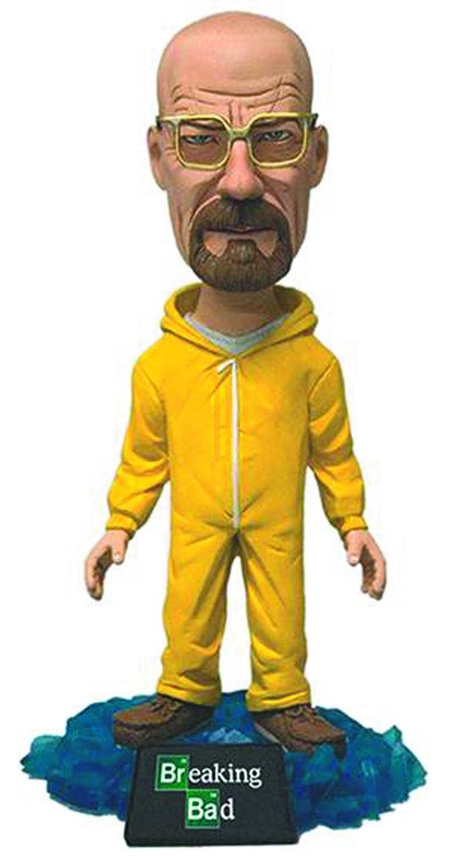 Breaking Bad - Pupazzetto di Walter White con testa che dondola - 15 cm
