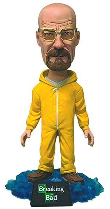 Amazon.com: Mezco Toyz Breaking Bad Bobblehead Walter 6\