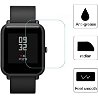 Película protetora para Xiaomi Huami Watch BIP, Screen Protector, 2 Peças