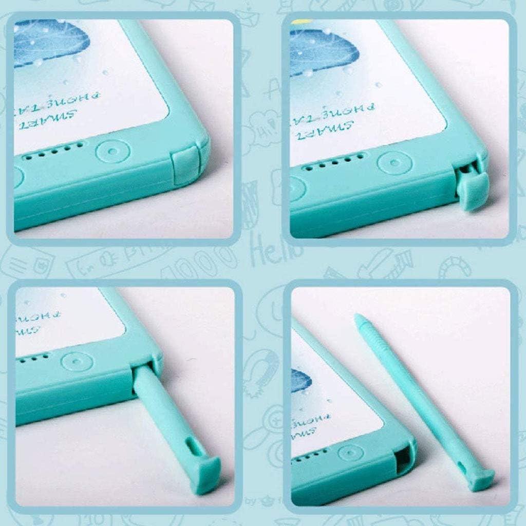 Gib nie auf 8,5 Zoll Magnetisches Elektronisches Graffiti-Zeichentablett Für Kinder (Farbe: Blau)(Color:A( Pack of 2)) A( Pack Of 2).