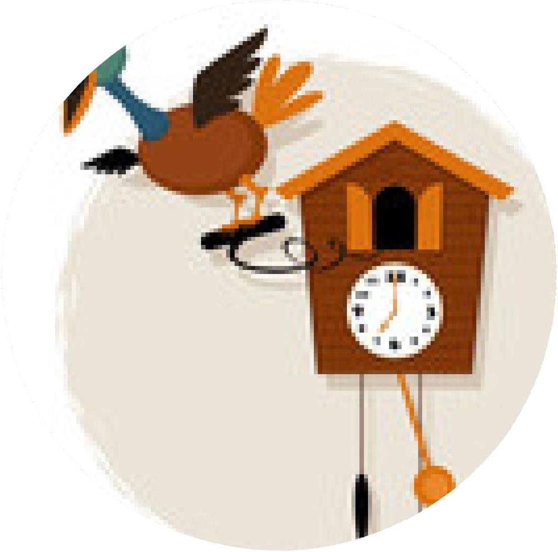 alfombrilla de ratón reloj de cuco dibujos animados: Amazon ...