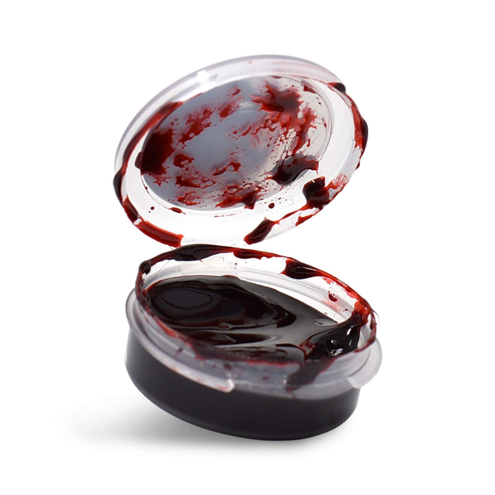 Mehron Makeup Coagulated Blood Gel (.5 oz),Red