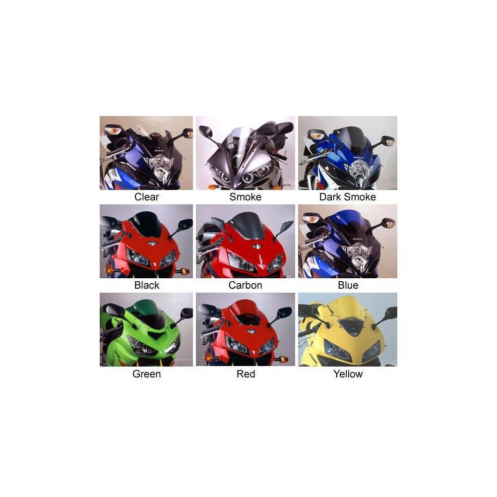 Puig Race Windscreen Clear for Suzuki GSX-R600 750 06-07