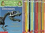 img - for The Magic Tree House Research Guide 18-Book Set (American Revolution, Ancient Greece and the Olympics, Ancient Rome and Pompeii, Dinosaurs, Dolphins and Sharks, Knights and Castles, Mummies and Pyramids, Penguins and Antarctica, Pilgrims, Pirates, Polar Bears and the Arctic, Rain Forests, Sabertooths and the Ice Age, Sea Monsters, Space, Titanic, Tsunamis and Other Natural Disasters, and Twisters and Other Terrible Storms) book / textbook / text book