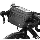 49cb228bac6 Selighting Impermeable Bolsa de Manillar de Bicicletas de Carretera y de  Montaña para Ciclismo, Incluye