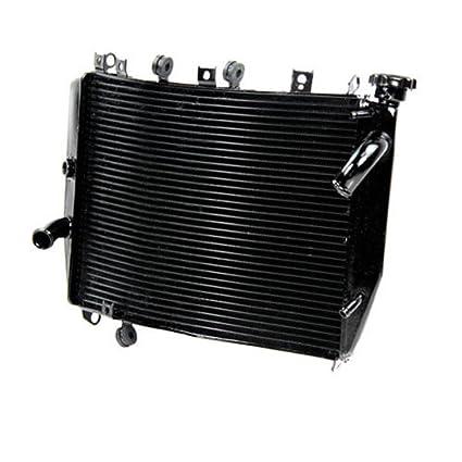 Amazon.com: ALLOYWORKS Aluminium Radiator for Kawasaki Ninja ...