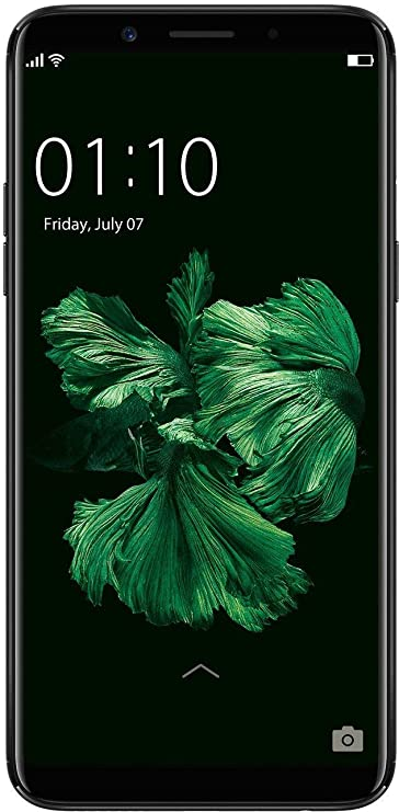 Oppo F5 (Black, 4GB RAM, 32GB Storage) with Offers Smartphones at amazon