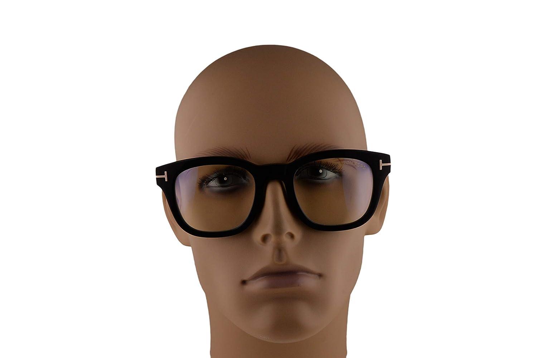 Tom Ford FT5542B Eyeglasses 50-22-145 Shiny Black w//Demo Clear Lens 001 FT 5542B TF 5542-B TF5542-B