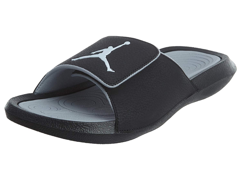 quality design 6970f 54956 Galleon - Nike Jordan Hydro 6 Black/White/Wolf Grey Men's ...
