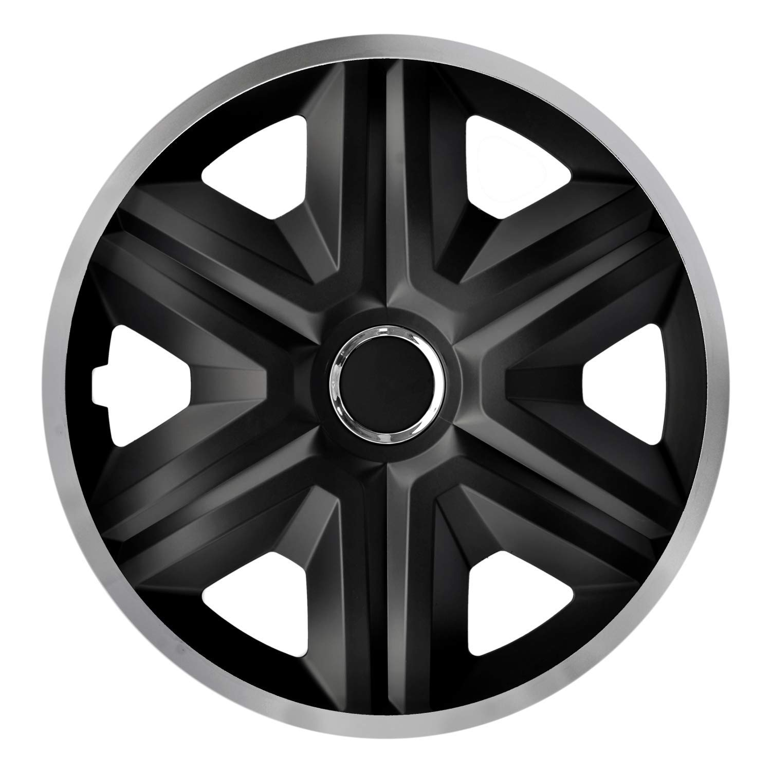 Universal Fit For Cars And Other Vehicles FAST LUX//ACTION 14 Inch Set Of 4 Luckyberg Wheel Trims