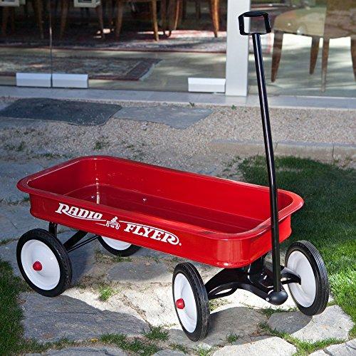 Radio Flyer Classic Red Wagon Ride On