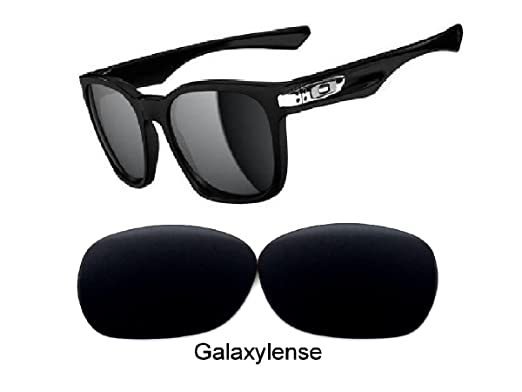 a180caa01ce Galaxy Replacement Lenses for Oakley Garage Rock Black Color Polarized -  Black