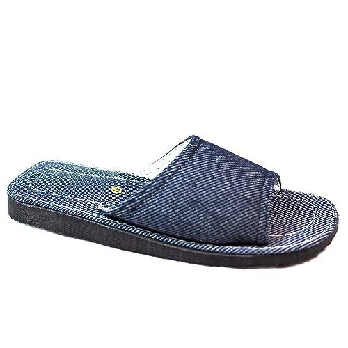 2ffc711460 Zapatillas DE CASA SELQUIR 442 Tejano - Color - Jeans