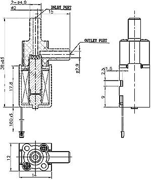 30 /Mehrfarbig de Sourcingmap a14051900ux0371/1//2/W 0,1/Ohm Elektronische Komponenten Axial Metall Film Widerstand/