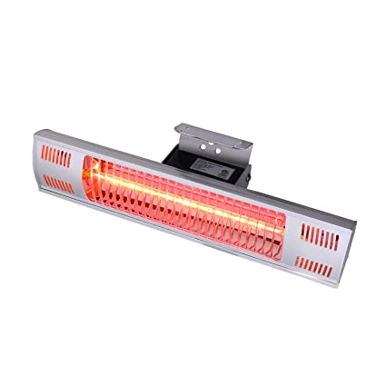 Amazon Com Star Patio Electric Patio Heater Indoor Outdoor Heater