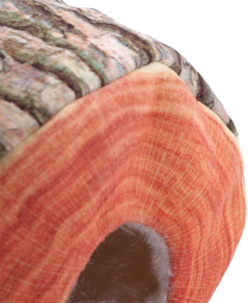 Bo/îte /à mouchoirs en papier pour caisses /à mouchoirs en papier imitation bois pour /écorce de bois Robuste et /économique