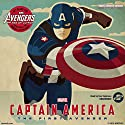 Marvel's Avengers Phase One: Captain America, the First Avenger: Marvel Cinematic Universe Audiobook by  Marvel Press Narrated by Tom Taylorson