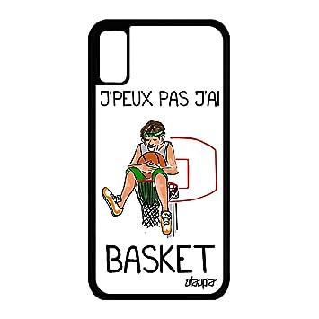 iphone x coque basket