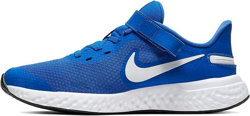 Amazon Com Nike Kids Revolution 5 Flyease Gs Sneakers