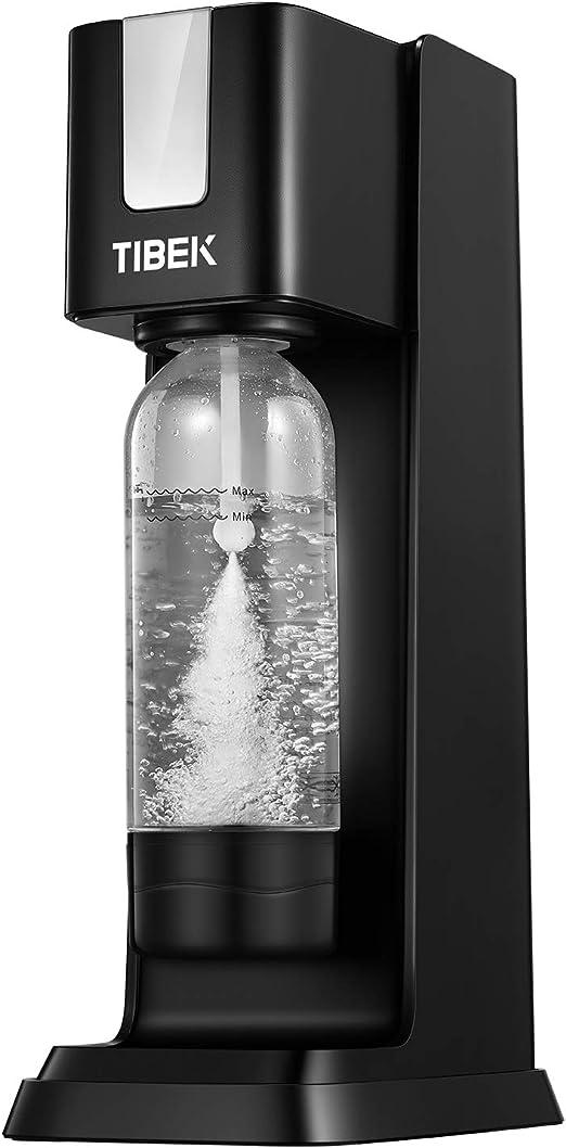 tibek máquinas de Soda, cafetera gazéifier extraíble, fácil de ...