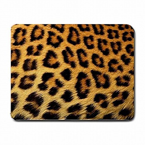 Animal Print Patterns (Cheetah Pattern Animal Print Decor Computer PC Mouse Pad Mat Mousepad New!)