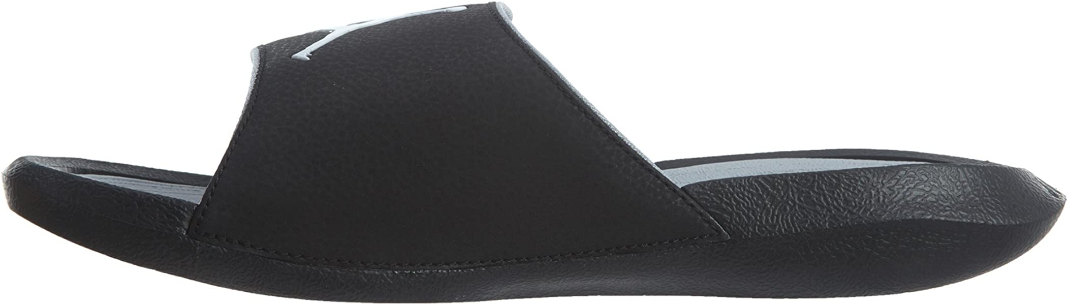 finest selection 01bde 59c24 Nike Mens Jordan Hydro 6 Black Grey Synthetic Sandals 10 US
