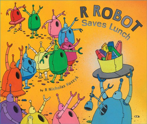Download R. Robot Saves Lunch pdf