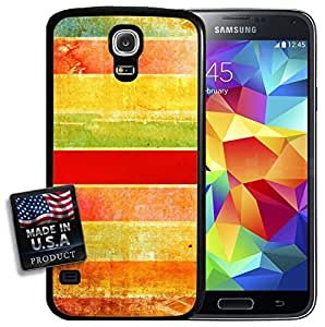 Vintage Style Colors Galaxy S5 Hard Case