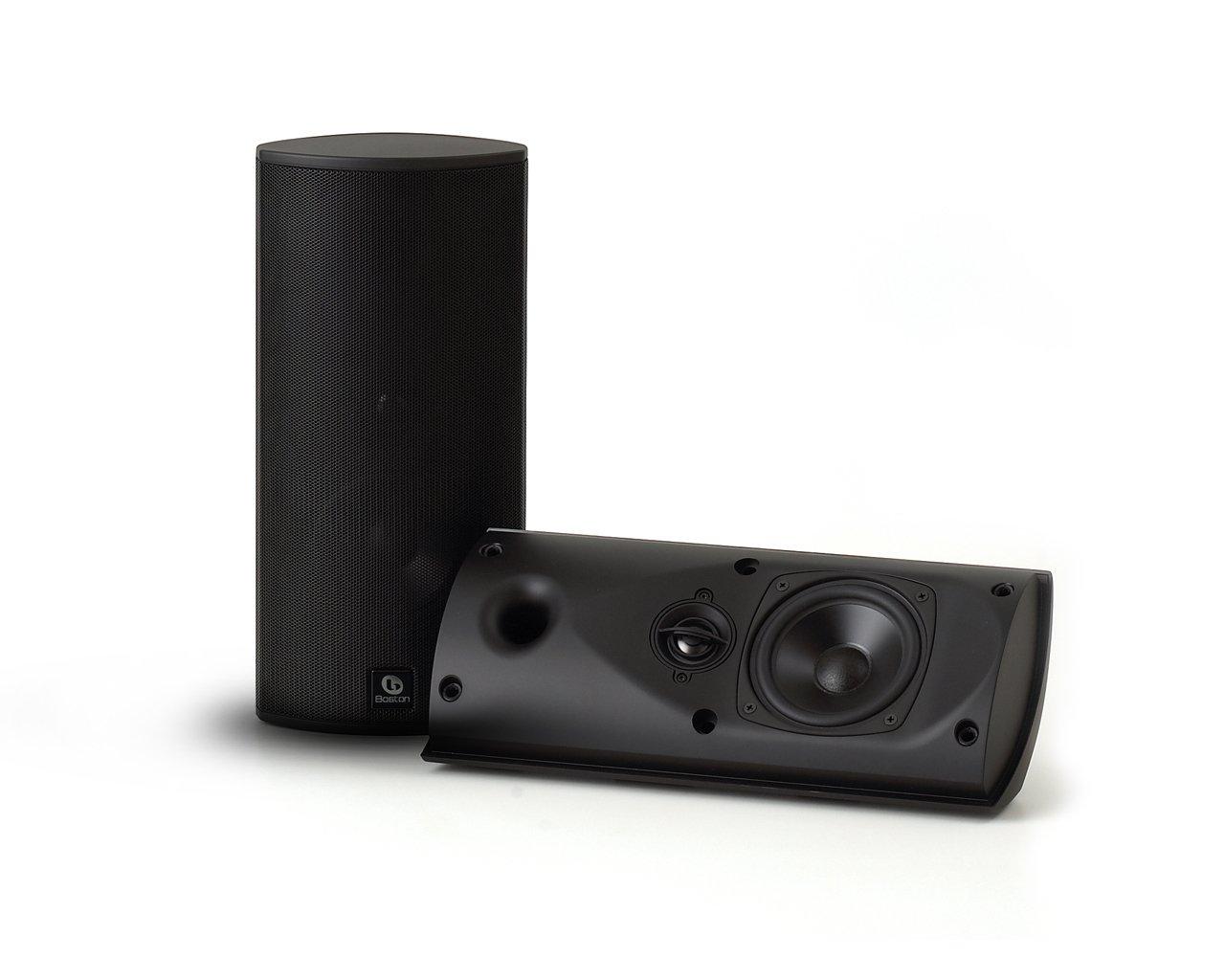 Boston Acoustics Bravo 20 Compact High Performance Loudspeaker - Black