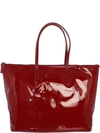 cem41832 984 Rouge Ref Épaule Sac Lacoste Porté Shopping wgXHP