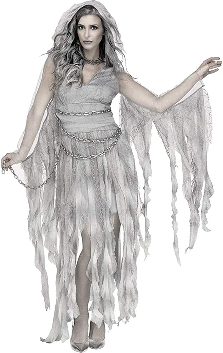 Enchanted Ghost Womens Costume