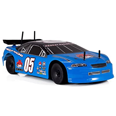 Redcat Racing Lightning STK Electric Car, Blue, 1/10 Scale: Toys & Games