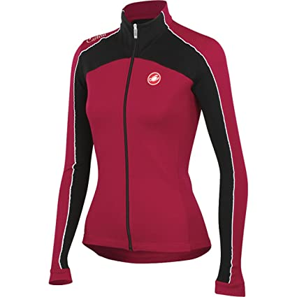 Amazon.com   Castelli Viziata Women s Long Sleeve Jersey   Sports ... 865629eb5