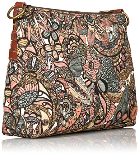 Desert Spirit Sienna Artist Sakroots Mini Campus Cross Body Circle nOS1pqfF