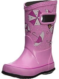 Bogs Kids Rubber Waterproof Rain Boot Boys Girls 657b847ec3