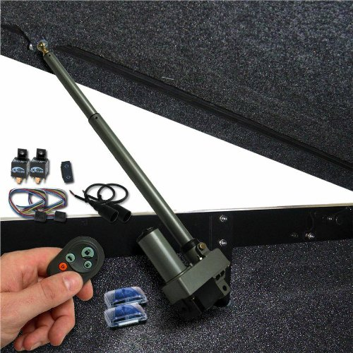 AutoLoc TONNOS3 Bolt-In Power Tonneau Cover Opener with Remote and One Touch Operation
