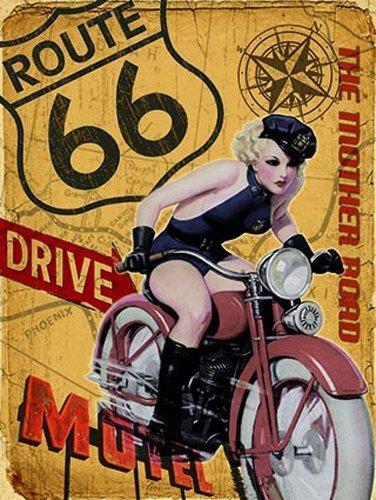 Vintage Pin Up Girl 166 Pinup Poster  A3 Print