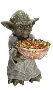Rubie's Star Wars Yoda Candy Bowl Holder