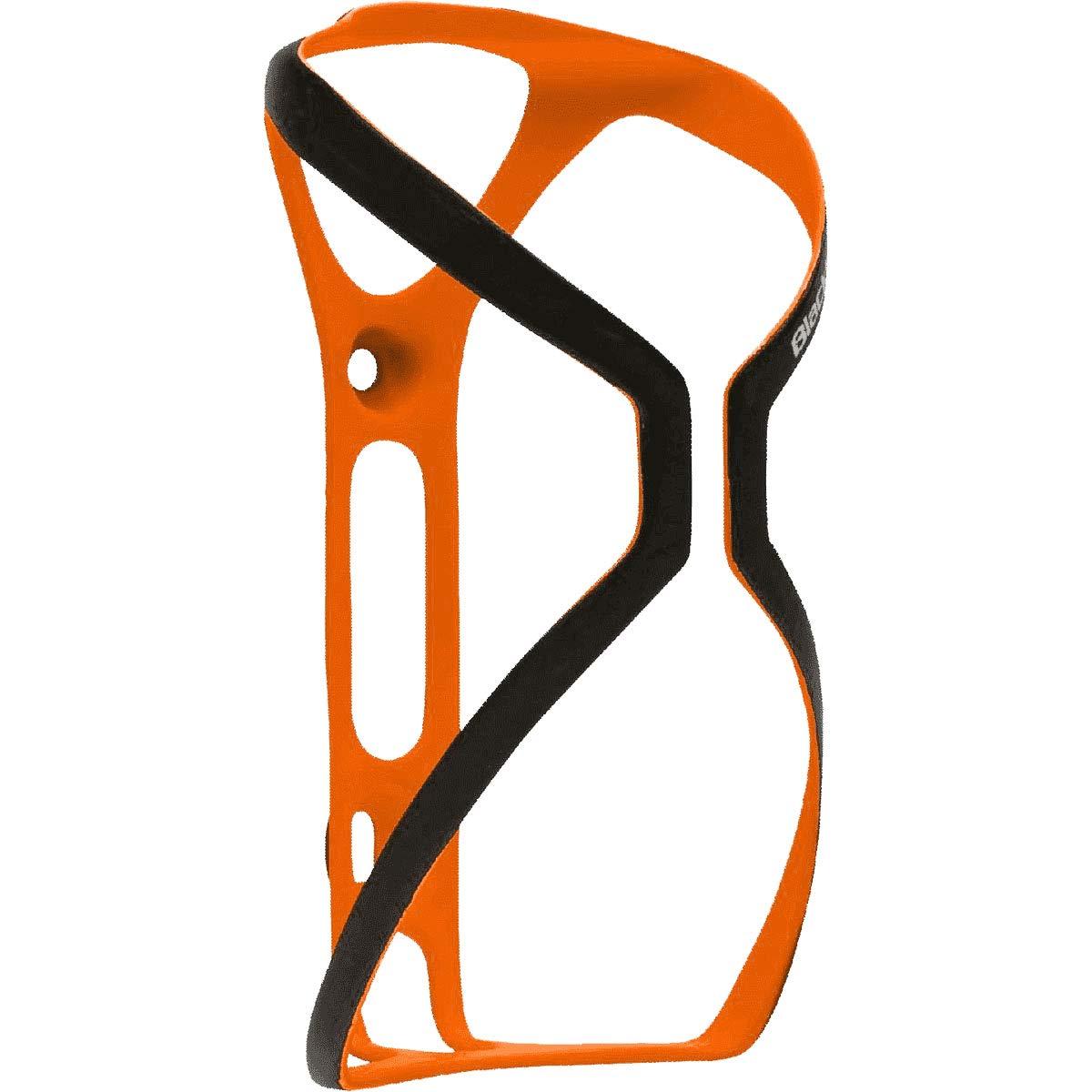 Blackburn シンチカーボンファイバーボトルケージ One Size Matte Bright Orange B07H3SB3W8