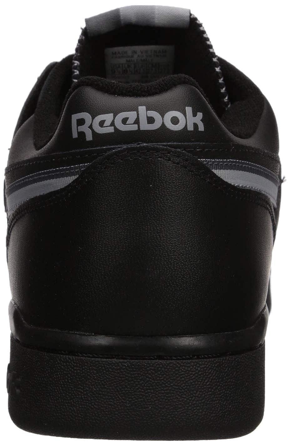 Reebok Mens Workout Plus Sneaker