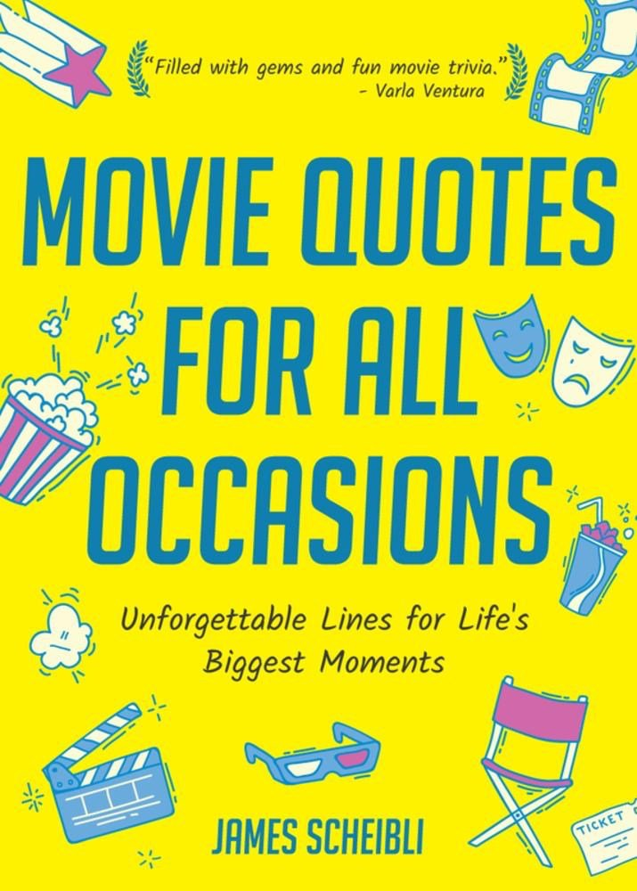 Movie Quotes All Occasions Unforgettable product image