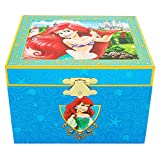 Disney Parks The Little Mermaid Ariel Musical Jewelry Box
