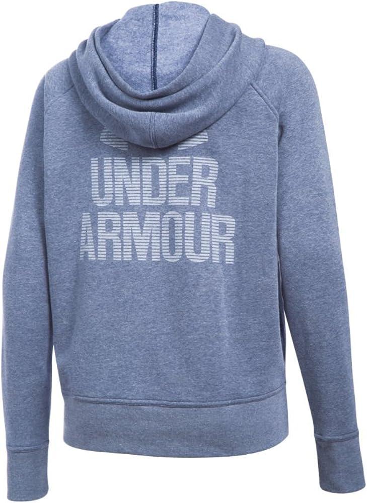 Under Armour Womens Favorite fleece 1//2 Zip