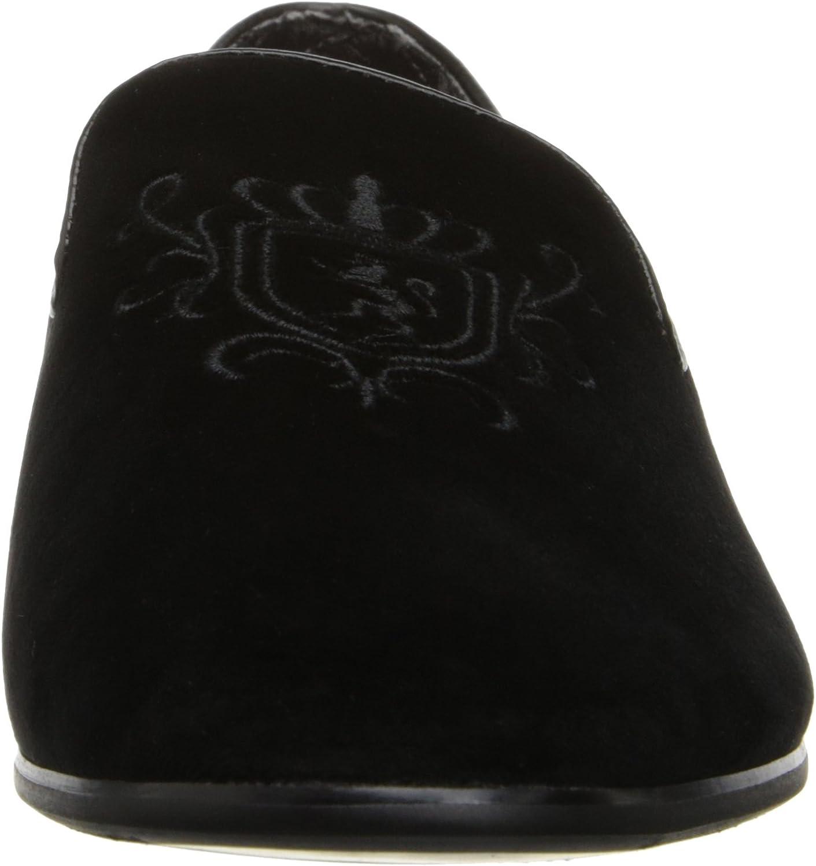 Giorgio Brutini Mens Velvet Smoker Pump Slip-On Loafer