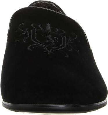 Velvet Smoker Pump Slip-On Loafer