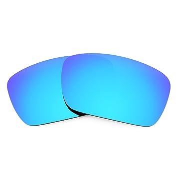 d1105ef481f59b Revant Verres de rechange polarisés Bleu Glacier pour Oakley Fuel Cell
