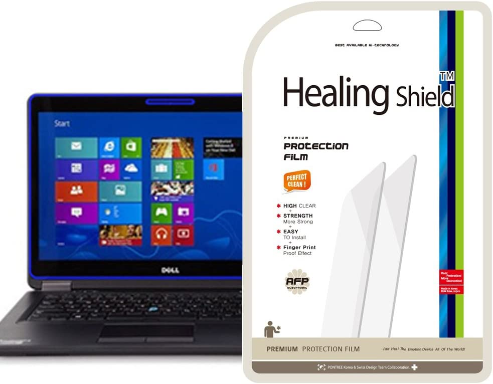 [Healingshield] Dell Latitude E7440 High Clear Type LCD Screen Protector