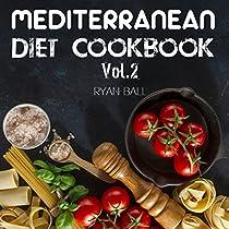 MEDITERRANEAN DIET COOKBOOK, VOLUME 2
