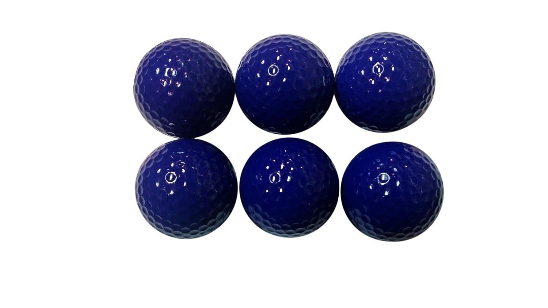 ブルーボールゴルフボール6 Pak B00DHLLZYE