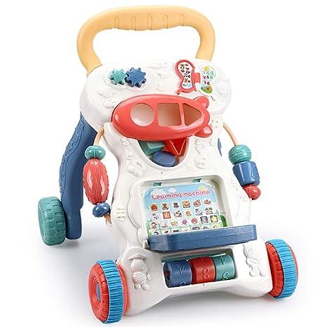 Juguete multifuncional andador bebé andador carretilla ...